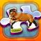 Игры про лошадей пазлы