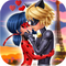 Игры Леди Баг и Супер Кот поцелуи