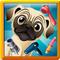 Игры про собак Макияж