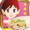 Игры кухня сары салат