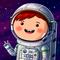 Игры космические Космонавт