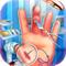 Игры Операция на руке