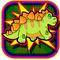 Игры динозавры Стегозавр
