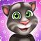 Игры Говорящий кот Том Повторяет слова