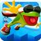 Игры лягушка Прыжки