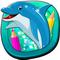 Игры про дельфинов раскраски