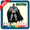 Игры бэтмен раскраски