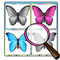 Игры Бабочки поиск предметов