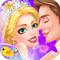 Игры принцессы поцелуи