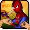 Игры человек паук драки