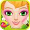 Игры феи макияж